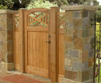 Wood Fence Gate Design, Western Fence Gates Designs Wood Wood .