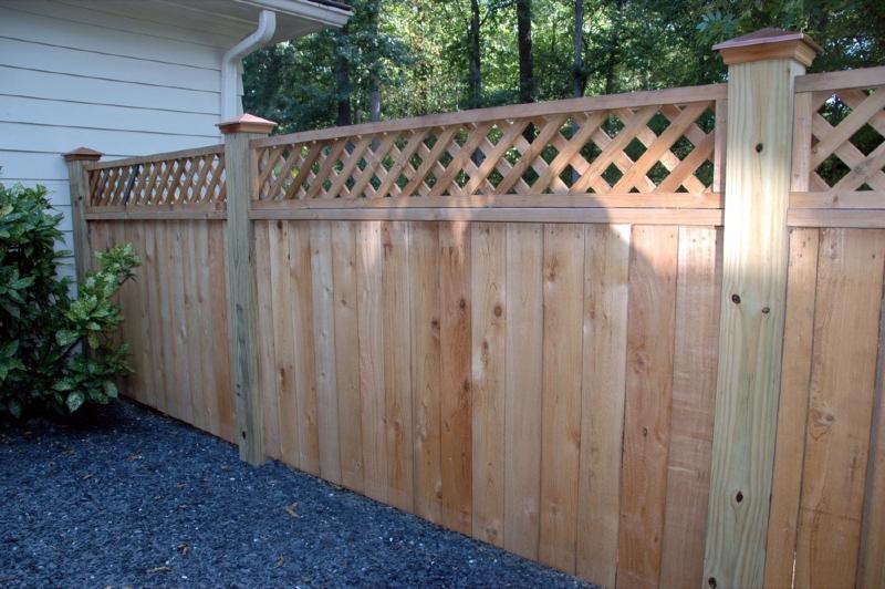 Custom Cedar Fence & Gate Designs - Allied Fen