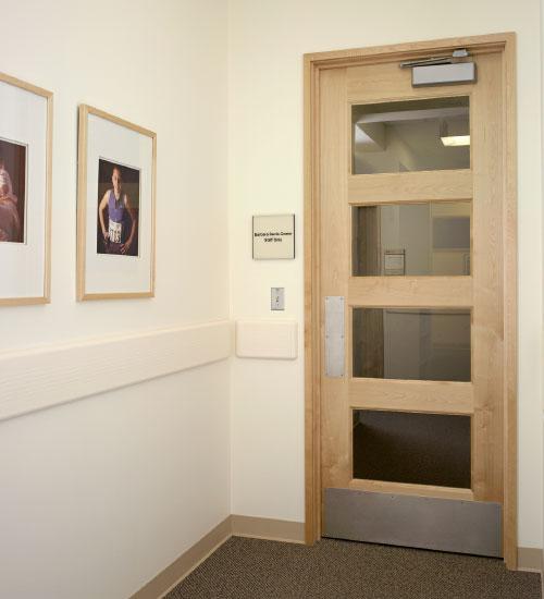 Custom Fire-Rated Doors & Frames | TruStile Doo