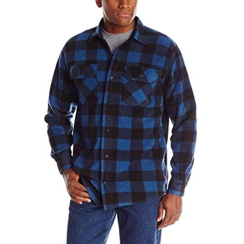 Flannel Shirts: Amazon.c