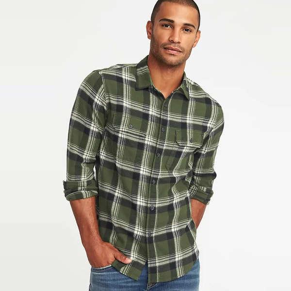 10 Best Men's Flannel Shirts | Rank & Sty