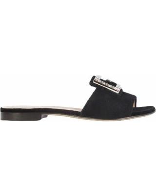Find Big Savings on Flat Sandals Shoes Women - Black - Gucci Fla