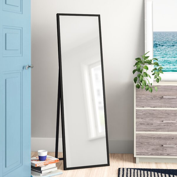 Zipcode Design Plainville Free Standing Full Length Mirror .