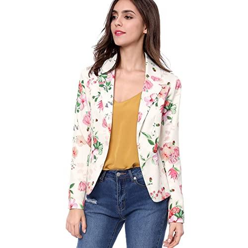Floral Blazers: Amazon.c