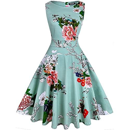 Vintage Floral Dresses: Amazon.c