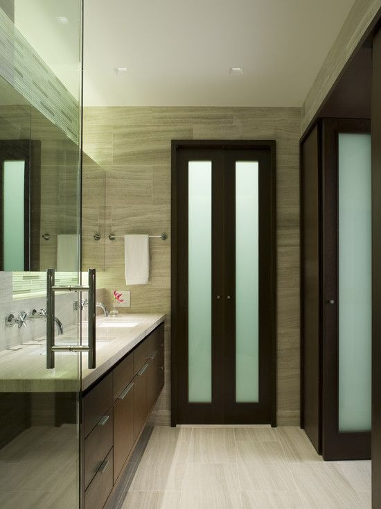 Bathroom White Bi Fold Doors Design, Pictures, Remodel, Decor and .