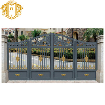 4 Leaves Folding Gate Desi