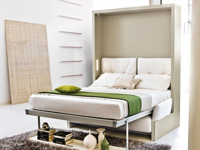 Maximize Small Spaces: Murphy Bed Design Ide