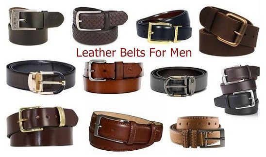 Shop stylish leather belts at India's Premium Leather Store .