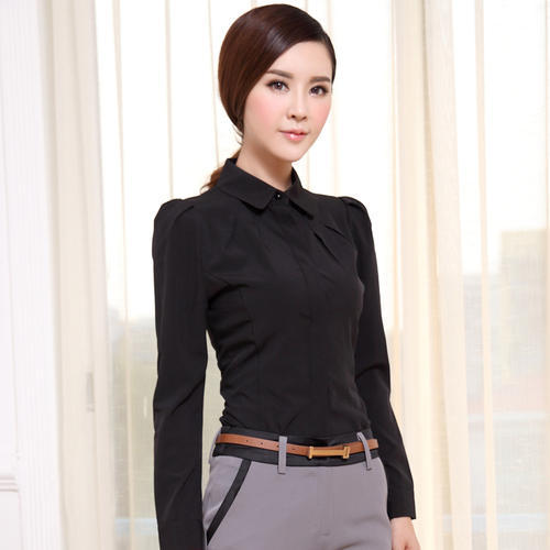 Women Formal Shirt – Fashion dress