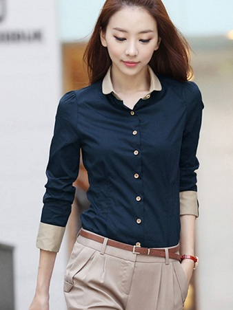 Formal Shirts For Womens