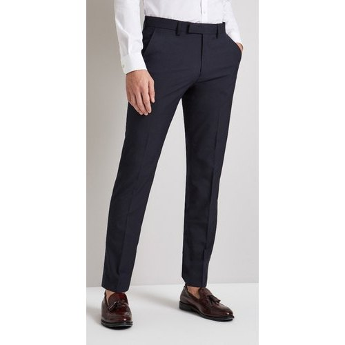 28 Cotton Navy Blue Formal Pant, Rs 400 /piece Bhakti Garments .