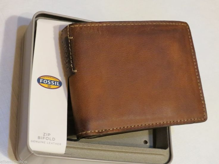 Fossil Men's Wallet Zipper | Confederated Tribes of the Umatilla .