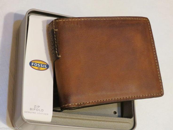 Fossil Men's Wallet Zipper | Confederated Tribes of the Umatilla .