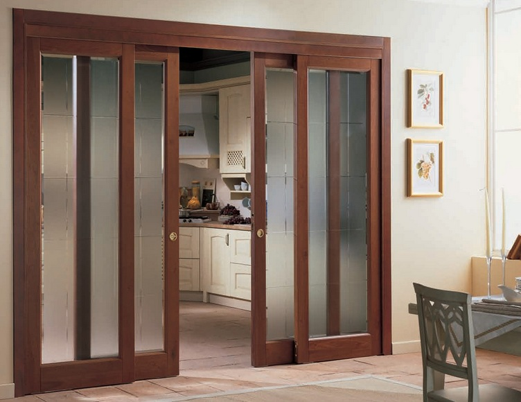 Interior Sliding French Doors Design For Your Home | Home Interio