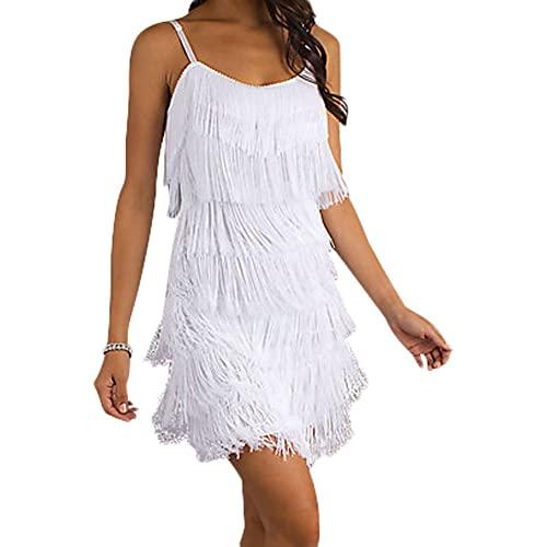 Dress with Fringe: Amazon.c