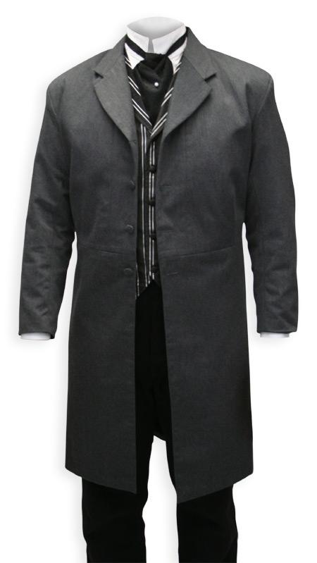 Callahan Frock Coat - Charco