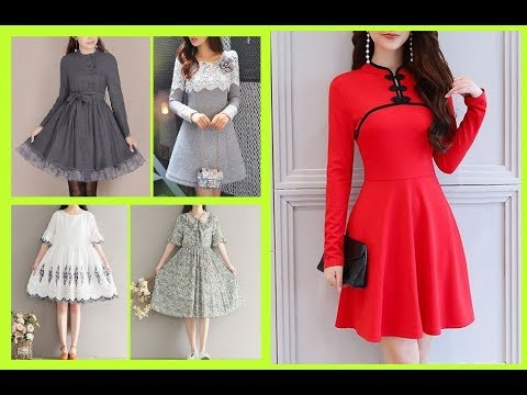 Casual Girls Frock design Ideas=Superb Dress Designs For Girls .