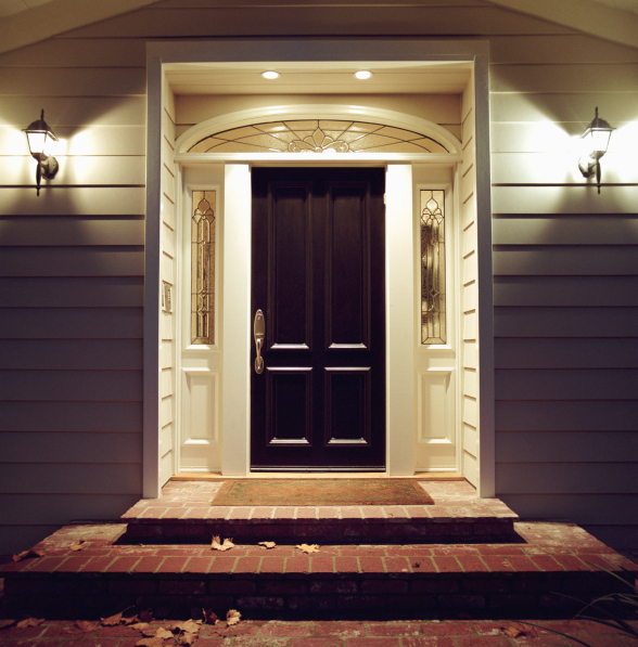 58 Types of Front Door Designs for Houses (Photo