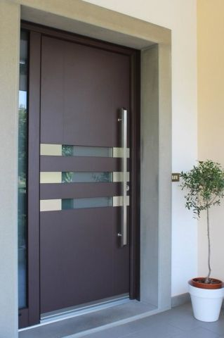 Custom Entry Doors | Doors interior modern, Door design modern .