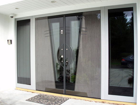 Modern Front Door Design Ide