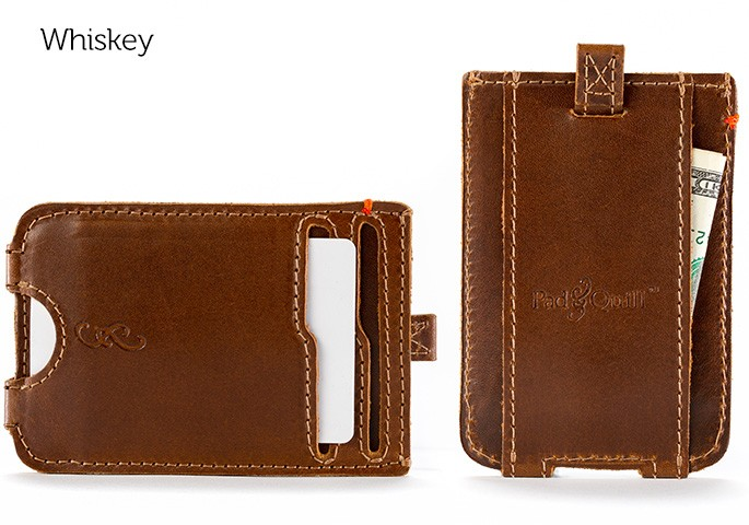 Exotic Leather Front Pocket Wallets | Confederated Tribes of the .