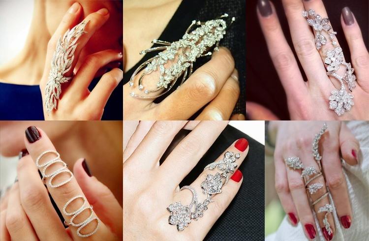 diamond-full-finger-rings - Victoria's Glamo