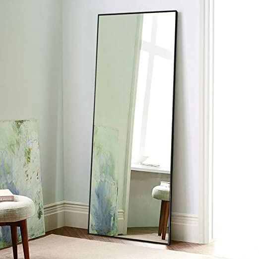 Amazon.com: NeuType Full Length Mirror Floor Mirror with Standing .