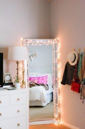 Girls Full Length Mirror - Ideas on Fot