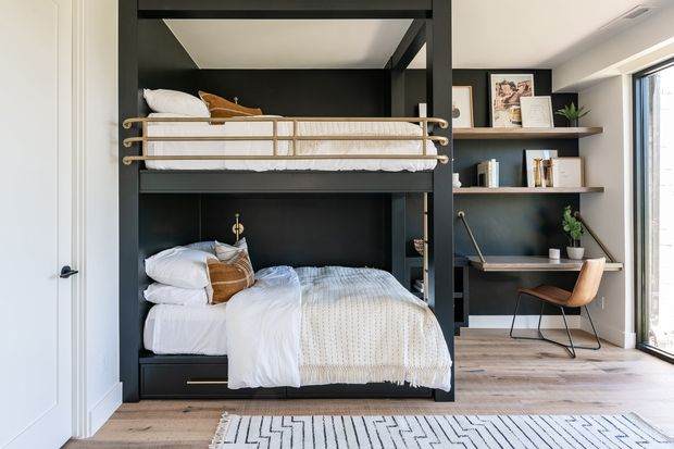 Adult Bunk Beds: A Snuggly Space-Saving Option - W