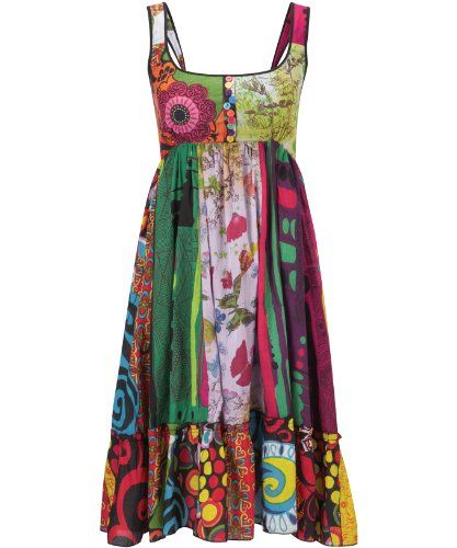 Women's Fab And Funky Summer Dress (With images) | Fashion .