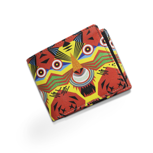 Mens Wallet Products - Agra Monuments Wallet Manufacturer from Mumb