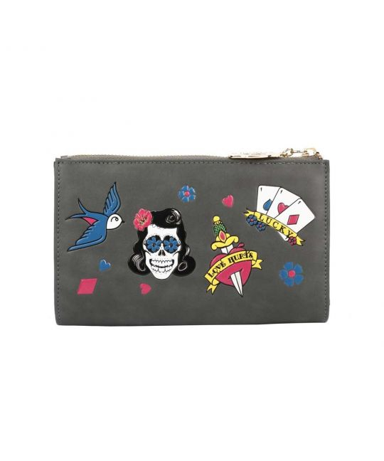 Ladies Zipped Wallets | Funky Wallets and Purses | Vendula Lond