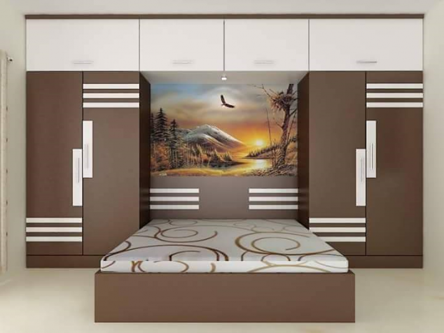 15 Amazing Bedroom Cabinets to Inspire You | Bedroom furniture .