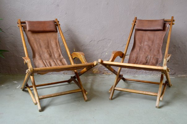 Garden Chairs, 1930s, Set of 2 for sale at Pamo