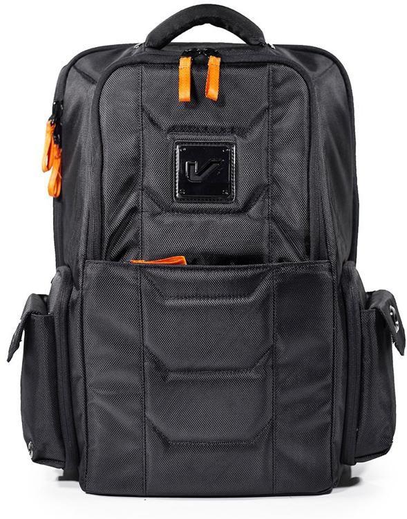 Gruv Gear Club Bag - Classic Black/Orange | Sweetwat