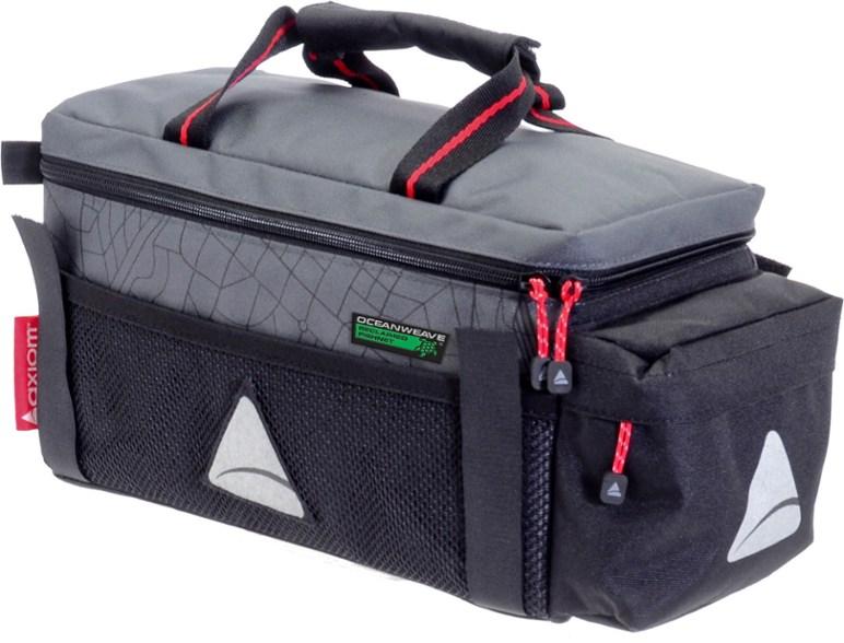 Axiom Cycling Gear Seymour Oceanweave Trunk P9 Bag | REI Co-