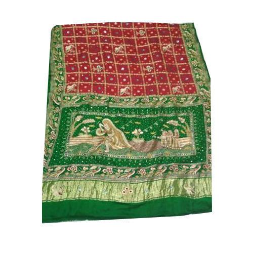 Ladies Party Wear Gharchola Saree, Length: 6.3 m, Rs 15000 /piece .