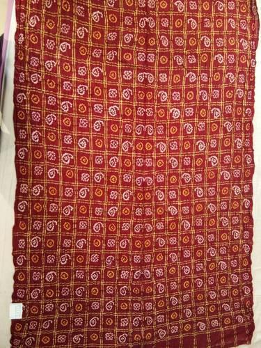 Printed Vijay Creations Bandhani Gharchola Saree, Rs 3550 /piece .