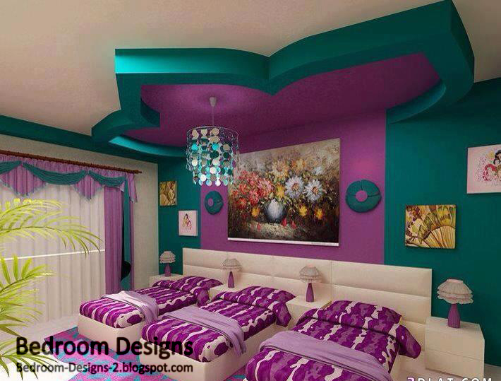 Bedroom Design Ideas: girls bedroom design ideas for thee gir