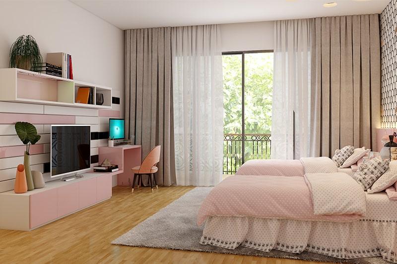 Teenage Girls Bedroom Design Ideas | Design Ca