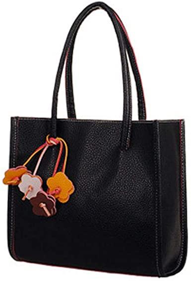 Amazon.com: Big Sale! Fashion Elegant Girls Handbags PU Leather .