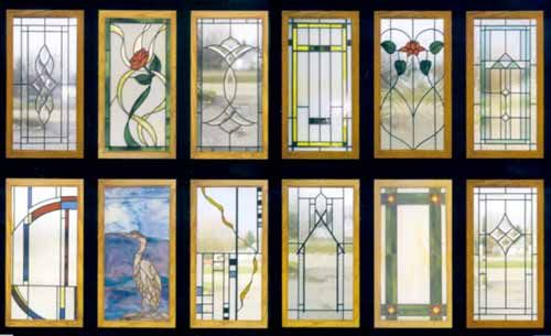 stained glass kitchen cabinets | Cabinet Door Designs in Stained .
