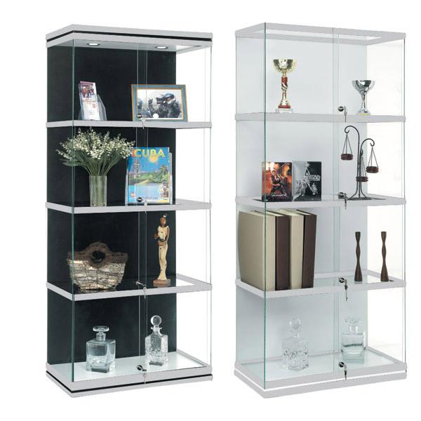 Nicez: Glass showcase design