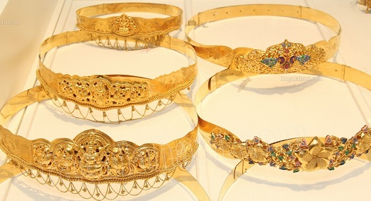 15 Simple and Stylish Gold Belt Designs for Women and M