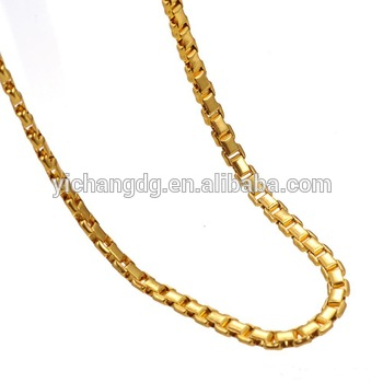 New Design Stainless Steel Jewelry Chain New Gold Chain Design .