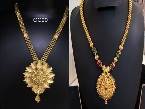 Gold Necklace Designs In 15 Grams latest gold - Jewelry Am