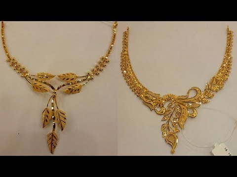 Gold Necklace Designs In 10 Grams gold necklace - Jewelry Am
