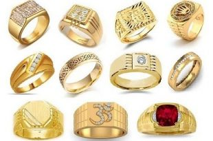 25 Simple and Heavy Indian Gold Rings Designs for Men 2020 (With .