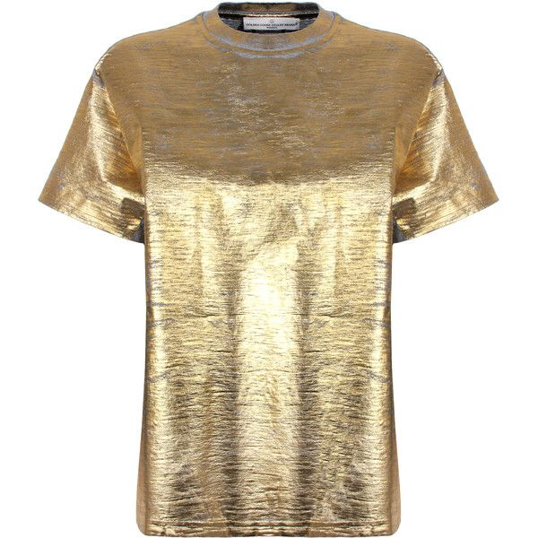 Golden T Shirt